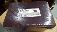 Elite Finish Scuff Pad Maroon Very Fine 6 X 9 10 Pack