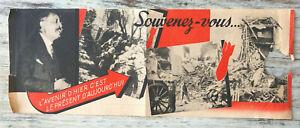 Tract-Lorsqu-039-un-juif-tire-une-traite-L-Blum-1939-Souvenez-vous-l-039-avenir-d-039-hier
