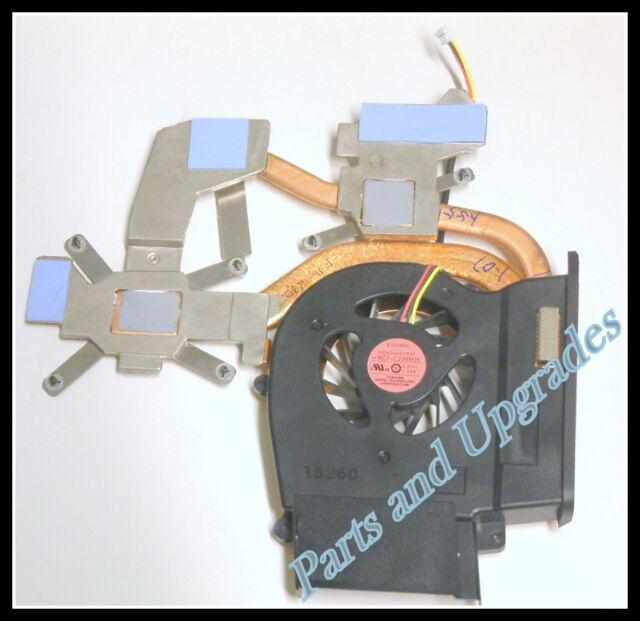 OEM SONY VAIO VGNCS21S//W VGNCS21Z//Q VGNCS31ZR//R VGNCS31ZR//T Fan and Heatsink NEW