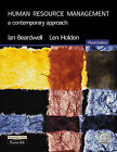 Human Resource Management Textbook: Contemporary Approach by Ian Beardwell, Len Holden (Paperback, 2000)