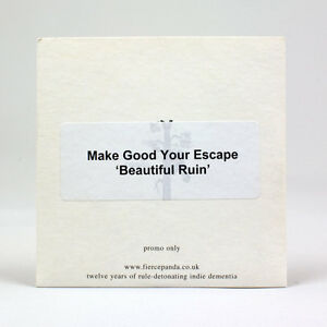 Make-Good-Your-Escape-Beautiful-Ruin-music-cd-ep