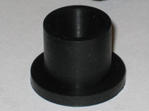 """50pcs de 1//4/"""" 6 mm Top Hat Oeillet//SCEAUX Hydroponique Goutte à Goutte Système Tube $ save$"""
