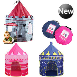 childrens kids baby pop up play tent fairy girls boys. Black Bedroom Furniture Sets. Home Design Ideas