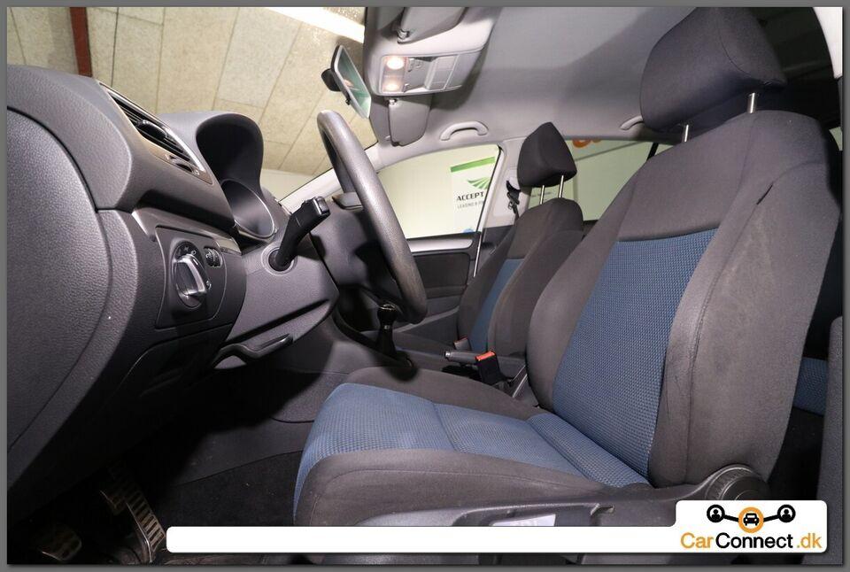 VW Golf VI 1,6 TDi 105 BlueMotion Diesel modelår 2010 km