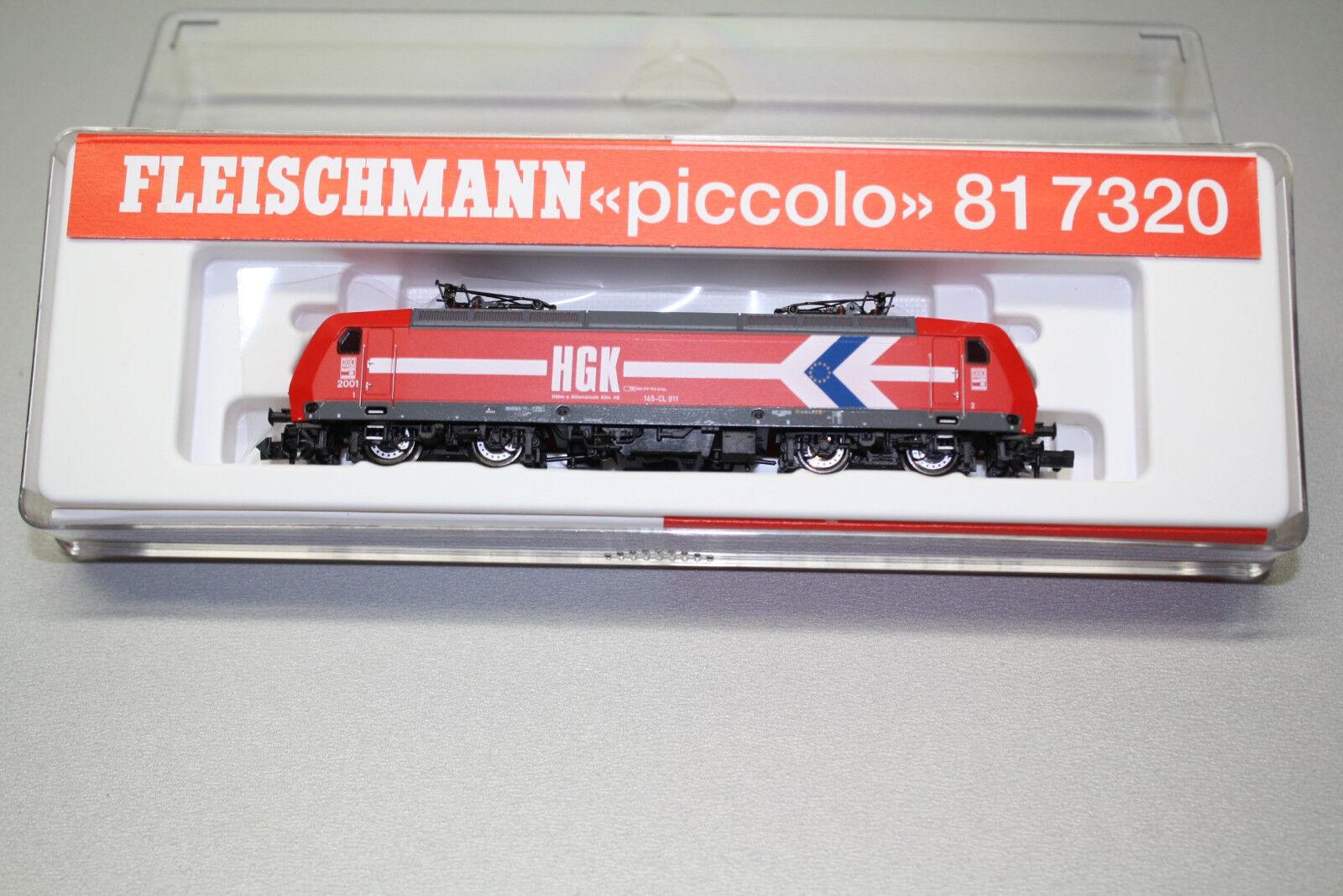 Fleischmann 817320 elok serie 145 hgk pista n OVP
