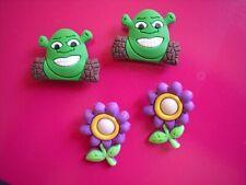Clog Shoe Charm Button Plug Accessories Embellishment For Holes Lip Stick