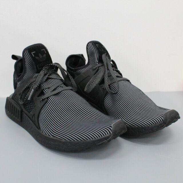 Nueva Zelanda prometedor Escuchando  Size 11 - adidas NMD XR1 Black Boost 2016 for sale online | eBay