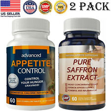 2 Saffron Extract Satiereal Appetite Suppressor Hunger And Weight
