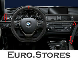BMW Series F Gran Coupe M Performance Carbon Alcantara - Bmw 4 series interior