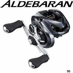 Nuovo Shimano 15 Aldebaran 50HG 50HG Aldebaran Right Hand Baitcasting Reel From Japan 37074e