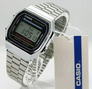✅ Casio Armbanduhr Unisex A168WA-1YES✅