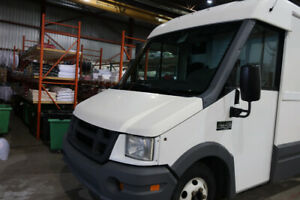 Delivery truck  Reach super duty