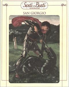 STAMPA-SU-CARTONCINO-IMMAGINE-SACRA-SAN-GIORGIO-CM-19x24