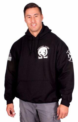 Molon Labe Hooded Sweatshirt I Knives Out Clothing I Patriot I Freedom I Veteran