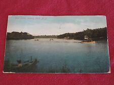 1910 Deal Lake, Asbury Park, N.J. Postcard #252-247