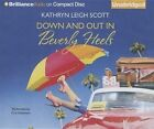 Down and Out in Beverly Heels by Kathryn Leigh Scott (CD-Audio, 2015)