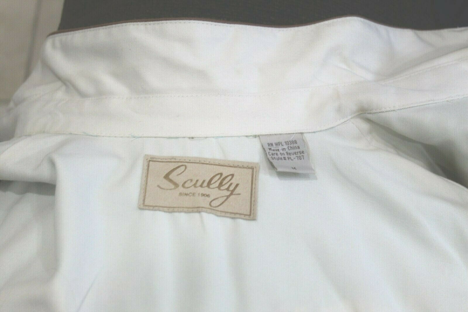 *VINTAGE* Scully~Women's Pearl Snap Western Shirt… - image 11