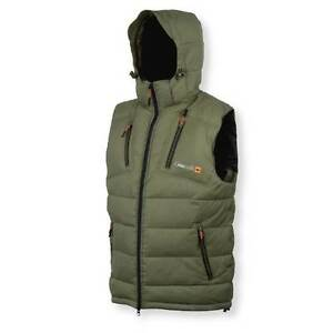 Prologic-NEW-Fishing-Green-Thermo-Carp-Vest-Gilet-Bodywarmer-All-Sizes-SALE