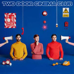 Details about Two Door Cinema Club - False Alarm - CD Album (Released 21st  June 2019) New