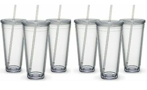 Maars-Insulated-Travel-Tumblers-32-oz-Double-Wall-Acrylic-6-Pack