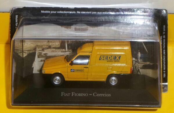 # 1/43 Fiat Fiorino Giallo Poste (brasile) Furgone Van Truck Ixo Mib # Une Grande VariéTé De Marchandises