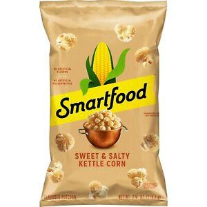 Smartfood SWEET & SALTY Kettle Corn Flavored Popcorn, 1 Bag