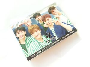 Details about ASTRO Portable Photo Memo Pad KPOP EUNWOO JINJIN MJ MOONBIN  ROCKY SANHA