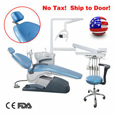 Usa Dental Computer Controlled Unit Chair Dentist Mobile Chair Stool Fda Ce
