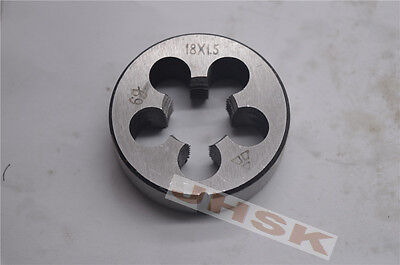 1pcs Metric Right Hand Die M12X0.5 Dies Threading Tools 12mm X 0.5mm Fine tooth
