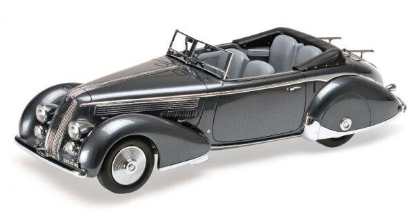 LANCIA ASTURA tipo 233 Corto (gris Metallic) 1936