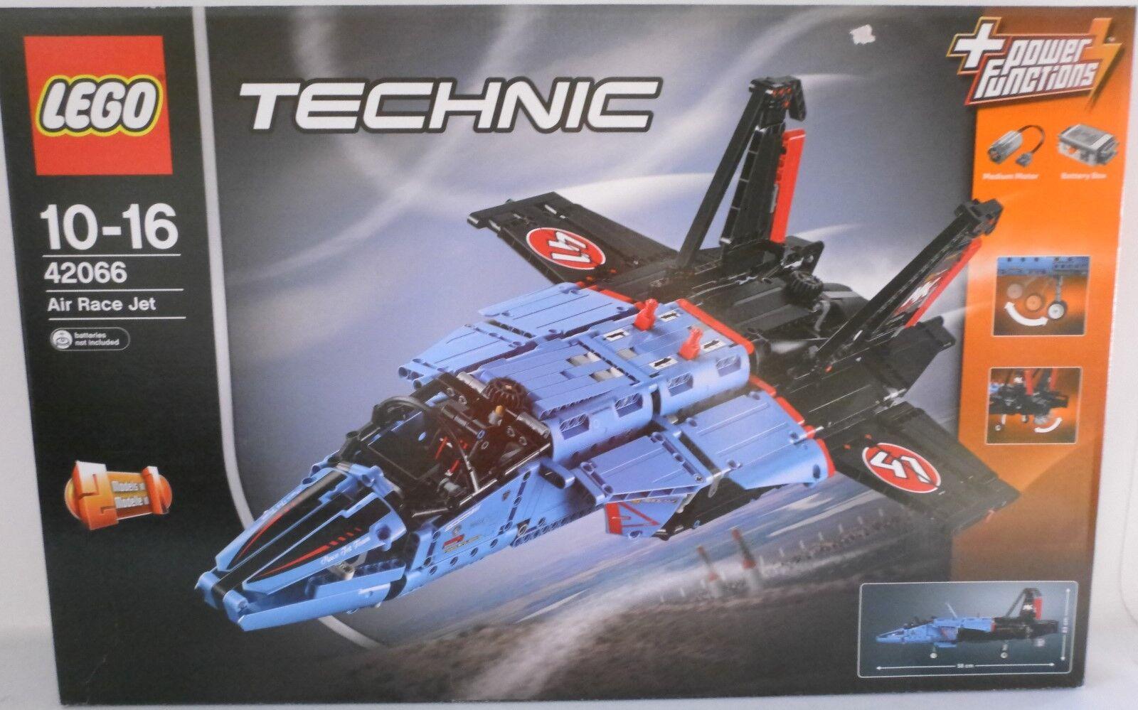 NEU LEGO® Technic 42066 Air Race Jet Jet Jet Flugzeug OVP fc72a8