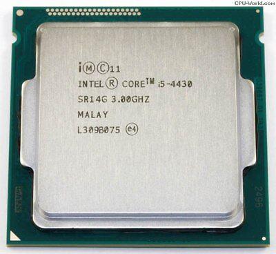 Intel Core i5 4430 3.0GHz 6MB Socket LGA1150 Quad-Core CPU Processor SR14G