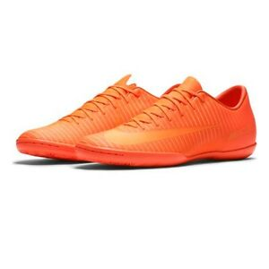 cheap for discount 51875 b25fc Details about Nike Mercurial Victory Indoor 831966-888 Orange