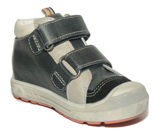 Boots marque 5 Us pour Babybotte gris Uk de la foncé Eu cuir Atipik en garçon Combi 5 6 22 1Cvwqd1