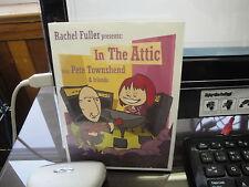 in The Attic Pete Townshend & Friends 1 DVD 2 CDs Ben Harper Lou Reed Fallon
