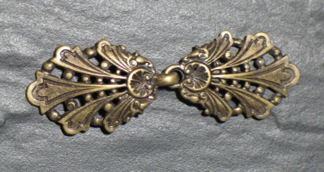 Gewandhaken Miederhaken Gewandschließe  Mittelalter Trachten Dirndelhaken