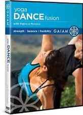 YOGA DANCE FUSION (DVD) workout strength balance flexibility Patricia Mareno NEW