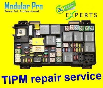 Dodge RAM 1500 TIPM Repair//Replacement Service Fuel Pump Relay 2012