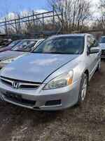 **OUT FOR PICKING!!** WS6466 2007 HONDA ACCORD Woodstock Ontario Preview