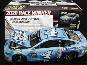 Kevin Harvick 2020 Busch Light #4 Mustang 1/24 NASCAR CUP ...