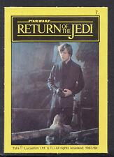 Monty Gum - Star Wars - Return of The Jedi - Card No 7