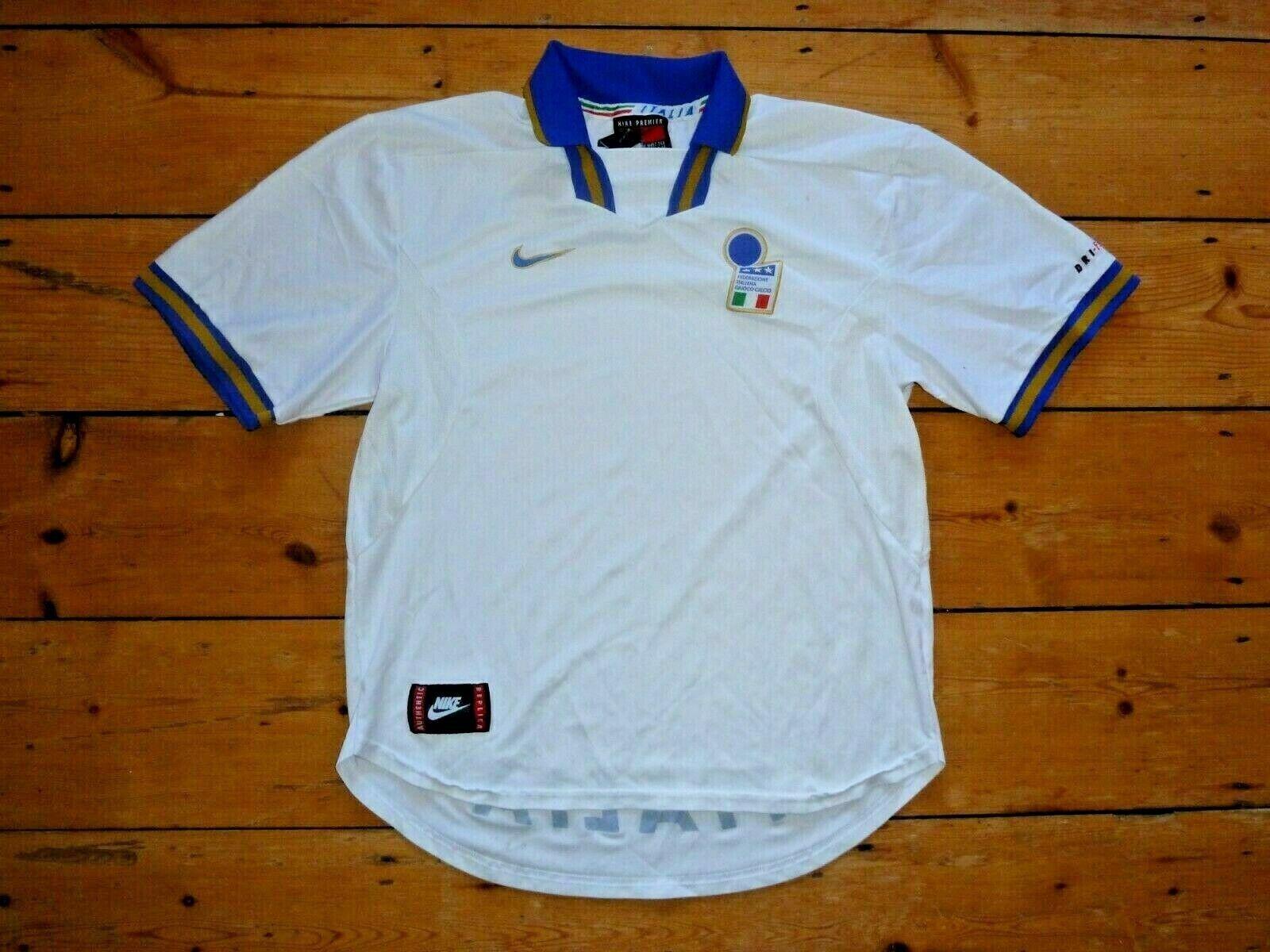 GRANDE ITALIA FOOTBALL SHIRT ITALIA 1994 SOCCER JERSEY CAMISETA MAGLIA TRIKOT