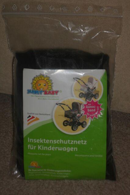 Sunnybaby 10033 Kinderwagen-SicherungsbandEasy Fix schwarz