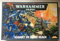 Warhammer 40K Assault On Black Reach Starter Box *Complete* - Fast Post