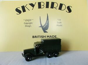 Barrage Balloon Set. Skybirds Models