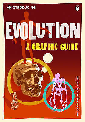 1 of 1 - Introducing Evolution: A Graphic Guide-ExLibrary