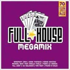 FULL-HOUSE-MEGAMIX-VOL-1-SAMPLER-2-CD-NEW