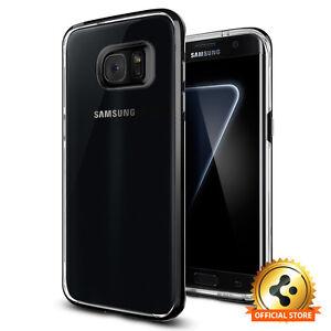 7a36a671b7e Spigen® Samsung Galaxy S7 Edge [Neo Hybrid Crystal] Shockproof Case ...