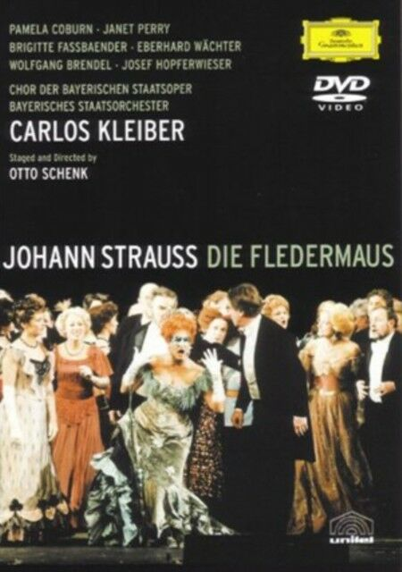 Pamela Coburn Janet Perry Brigitte Fassbaender Eberhard Wächter Josef Nuovo DVD