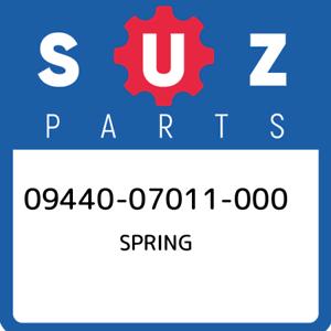 09440-07011-000-Suzuki-Spring-0944007011000-New-Genuine-OEM-Part